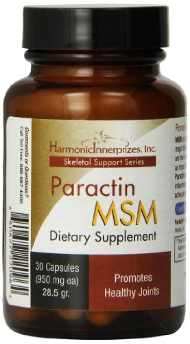 Harmonic Innerprizes Paractin MSM 30 Caps
