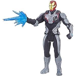 Avengers Marvel Endgame Team Suit Iron Man 6″-Scale Figure