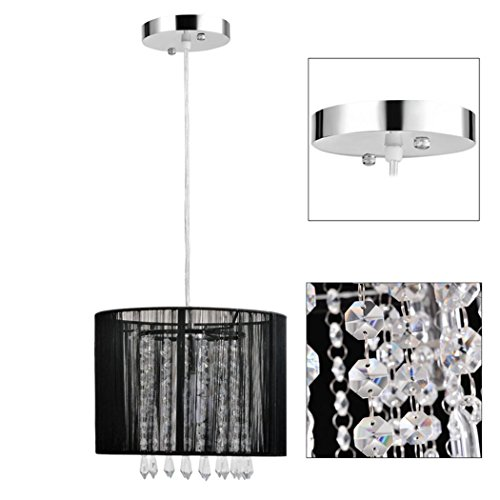 Kaluo Modern Romantic Chandelier Ceiling Lamp Light for Living Room, Study Room, Hallway, Bar, Kitchen, Dining Room, Kids Room by Kaluo (Image #2)