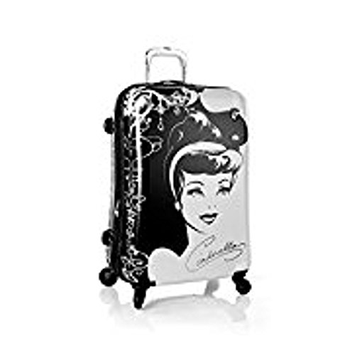 Heys Disney Princess 26'' Cinderella Hardside Expandable Spinner Luggage by Heys