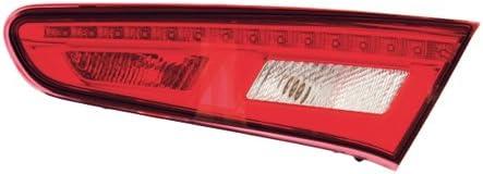 Left Passengers Side Front Inner Interior Door Handle For Alfa Romeo Giulietta