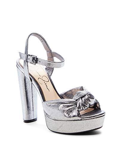 Jessica Simpson Women's IVREY Sandal, Mineral, 9 M US ()