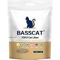 Tofu Cat Litter Natural Cat Litter Flushable Cat Litter sand Clumping Plant Cat Litter Ultra Odor Control Cat Litter…