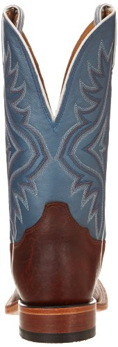 Tony Lama Boots Menns Bison 7955 Western Boot Brown