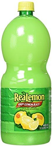 ReaLemon 100% Lemon Juice - 2/48 oz. btls. by ReaLemon [Foods]