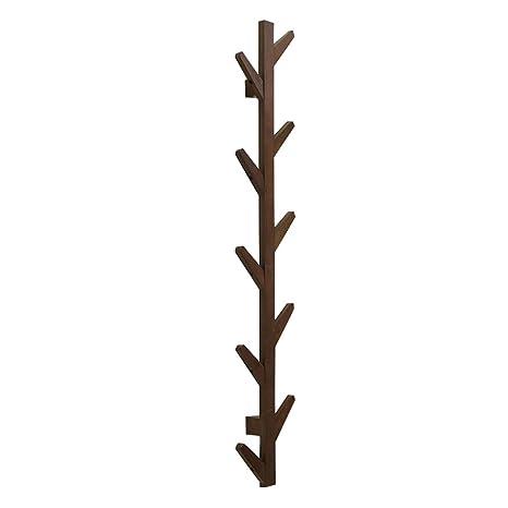 Percheros Estar de pie Perchas Perchero Estante de bambú ...