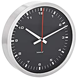 Blomus Wall Clock, Black, 30 Centimeters