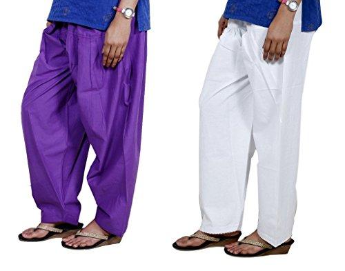 Purple Salwar - 7
