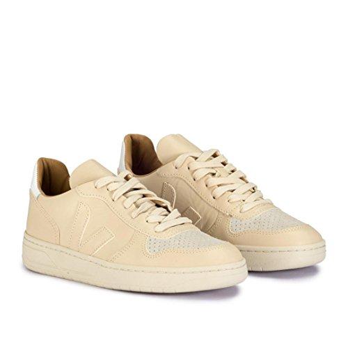 Veja V10 20743 Mat Sable - Zapatillas Mujer