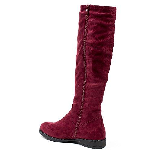 Rot Shoes Stiefeletten amp; Stiefel Ideal Damen v7q4x0OP