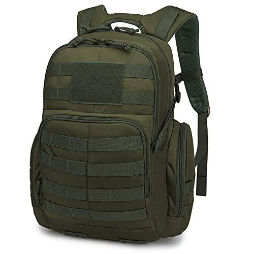 Mardingtop 25L Rucksack Herren Taktischer Militärischer Rucksäcke für Assault Wandern Reisen Camping Trekking Tasche…