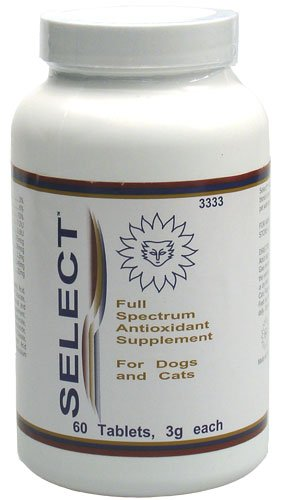 Evsco Select Full Spectrum Antioxidant 60 Ct, My Pet Supplies