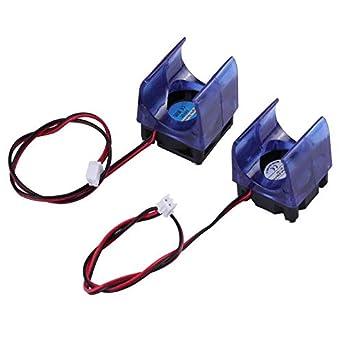 Zamtac E3D V5 V6 3010 - Radiador de inyección con cubierta de ...