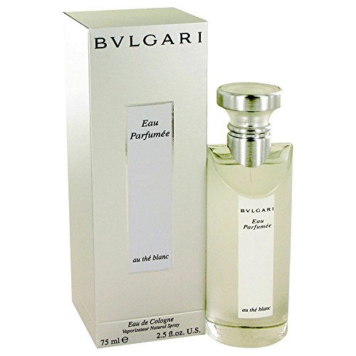 Bvlgari White Tea (BULGARI BULGARI EAU PARFUMEE PERFUME 2.5 OZ WHITE TEA AU THE BLANC COLOGNE SPRAY)