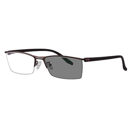Gafas de lectura multifocales progresivas fotocromáticas de ...