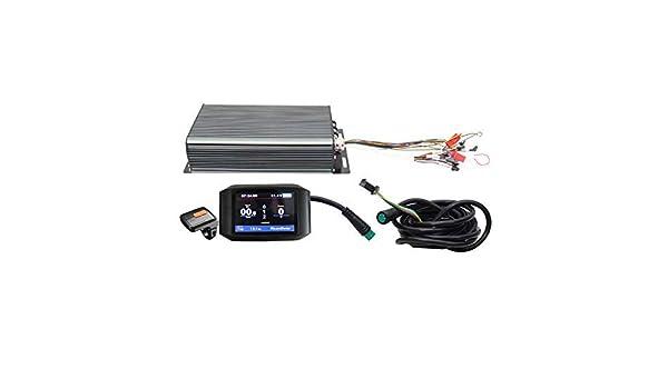 HYLH Controlador de Onda sinusoidal programable Inteligente 48V ...