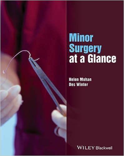 Minor Surgery at a Glance