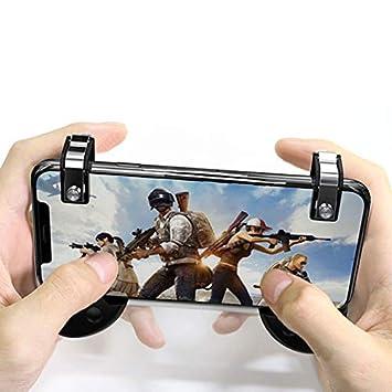 Hongfutong Controlador de Juego móvil Gamepad [Versión de ...