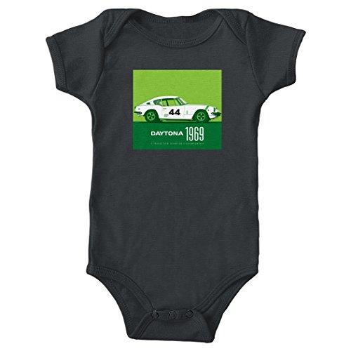 Triumph GT6 Baby Onesie (Triumph Gt6 Racing)