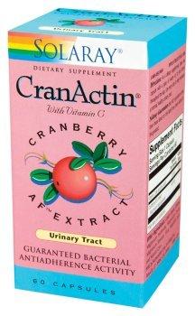 Solaray – Cranactin, 400 mg, 60 capsules