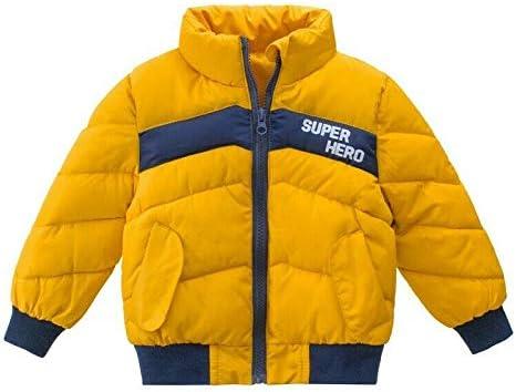 Baby Kids Boys Warm Winter Jacket Toddlers Infants Puffer Outerwear