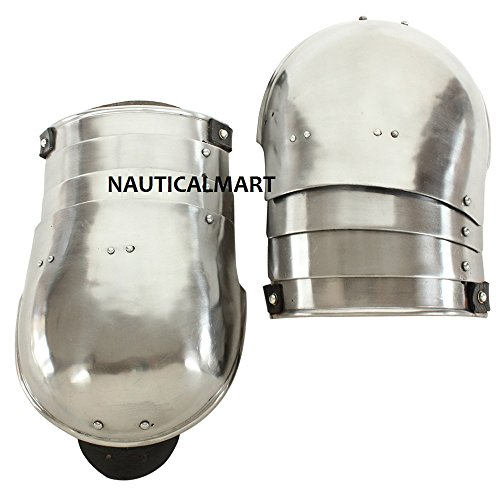 NAUTICALMART Cavalier Pauldrons Shoulder Armour by by NAUTICALMART