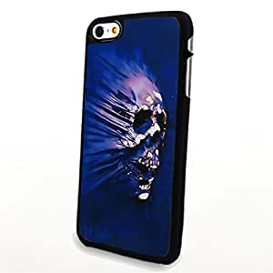 apply Phone Accessories Matte Hard Plastic Phone Cases 3D Vivid Blue Skull fit For Samsung Galaxy S3 I9300 Case Cover
