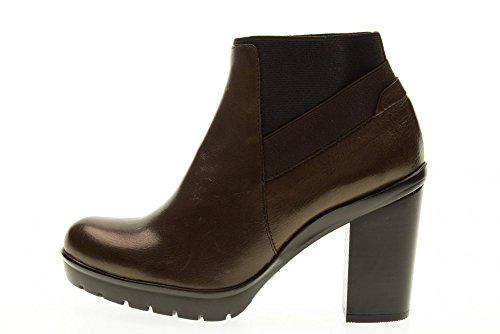 mujeres 1 Taupe botas de con tacones 99816 los de las zapatos CALLAGHAN 1YvPww