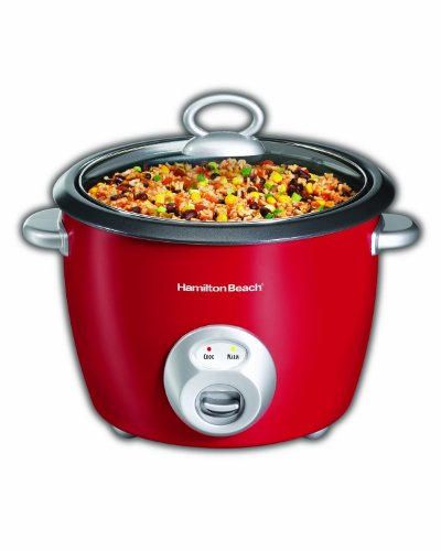 Hamilton Beach Ensemble 20 Cup Capacity Rice Cooker 37538H (Hamilton Beach Ensemble Rice Cooker 20 Cup Capacity)