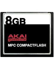 8GB Akai MPC CompactFlash CF Memory Card for MPC500, MPC1000, MPC2500 and MPC5000