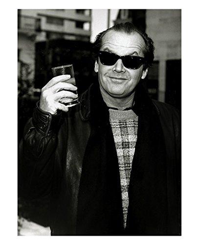Jack Nicholson Wearing Sunglasses - 16