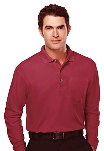 Tri Mountain Mens Golf Cut Big And Tall Polo Shirt