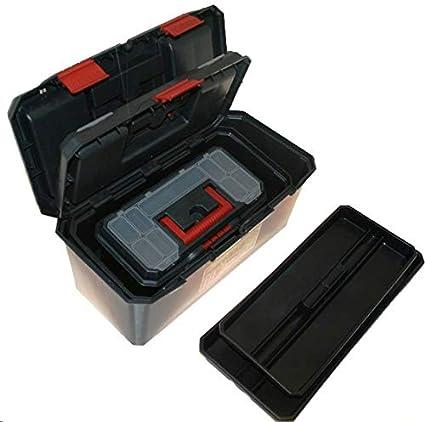 3 piezas Juego de caja de herramientas vacía