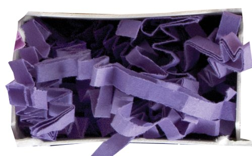 The Gift Wrap Company Recycled Paper Crinkle Shred, Hyacinth