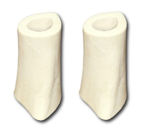 (Cadet Sterile Natural Bone for Dogs, 4 to 6-Inch, White (2 Pack))