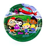 ": Party Supplies - Little Einsteins 7"" Dessert Plates (8)"