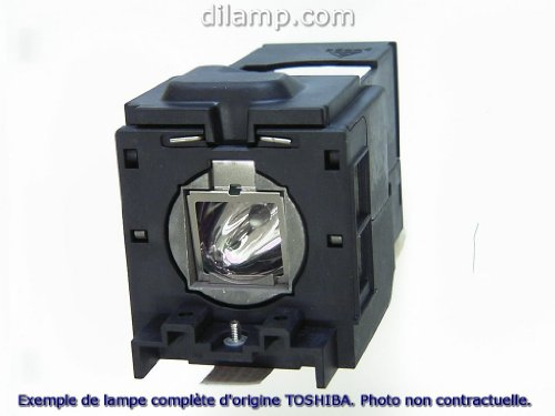 Tdp T95u Projector (TDP-T95U Toshiba Projector Lamp Replacement. Projector Lamp Assembly with High Quality Genuine Original Phoenix Bulb Inside.)