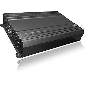 JVC KS-AX204 600W Max 4-Channel Class AB AX Series Amplifier