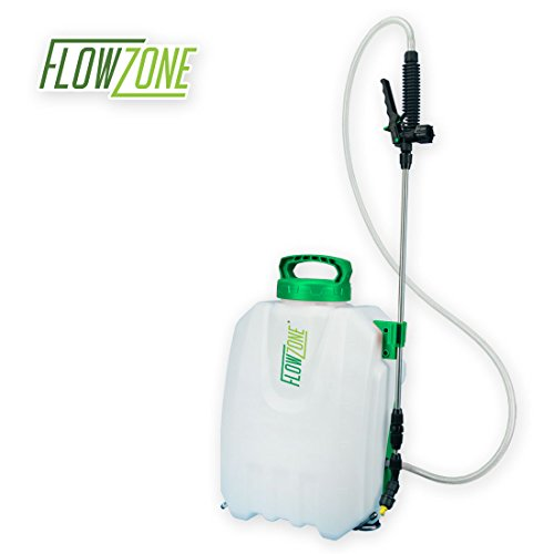 Storm 2.5-Gal Multi-Use Continuous-Pressure 18V Lithium-Ion Backpack Sprayer by FlowZone