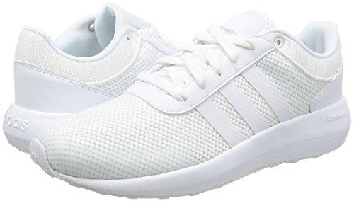 Race Blancs Adidas Ftwbla Pour Cloudfoam Ftwbla ftwbla Baskets Hommes Fx664aw