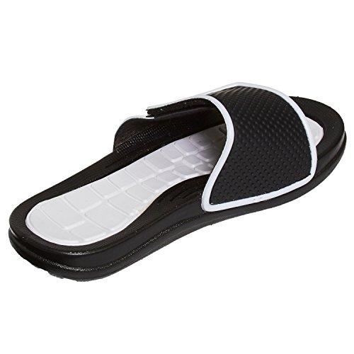 e6e62e688ed0 Skysole Boys Rugged Slide Sandal with Adjustable Closure (See More Colors  and Sizes)