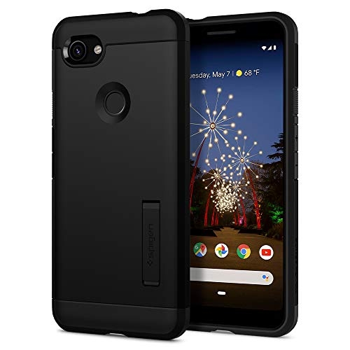 Spigen Tough Armor Designed for Google Pixel 3a XL Case (2019) - Black
