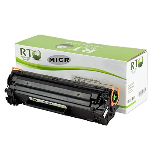 Renewable Toner 85A Compatible MICR Toner Cartridge Replacement HP CE285A for HP LaserJet P1102 P1109 M1212 MFP M1217 Series