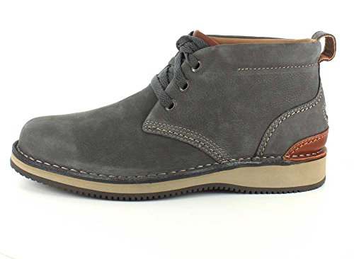 Rockport Mens Prestige Point Chukka Charcoal 9j99r5Ifz