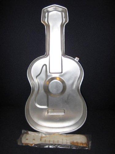 1971 Vintage Wilton Guitar Cake Pan - 502-925 (RETIRED)