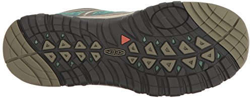 Shoe Hiking Malachite Women's Bungee Waterproof KEEN Terradora Cord 7qSwnf