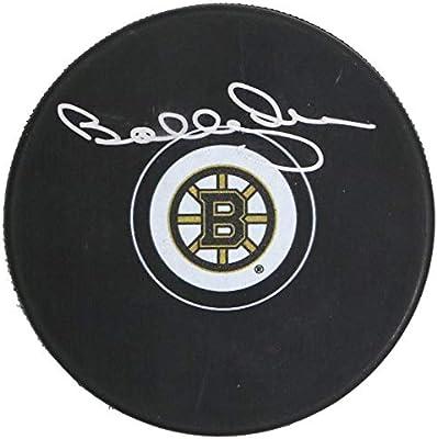 32e541181c5 Bobby Orr Boston Bruins Signed Autographed Bruins Logo NHL Hockey Puck COA