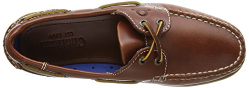 Chatham marine Deck Lady G2 D180, Damen Bootsschuh, chestnut, 39.5 EU / 6.5 UK