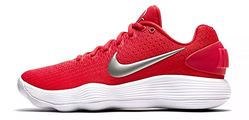 NIKE Women's Hyperdunk 2017 Low TB Basketball Shoes Red 897812 601 Size 9.5 by NIKE