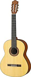 Yamaha C40 MII - Guitarra clásica, color marrón